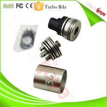 2015 new RDA atomizer 3 post design Turbo rda clone