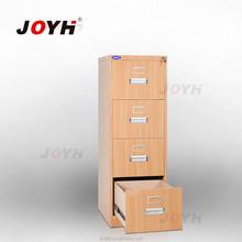 good quality mobile pedestal/transfer printed drawer cabinet/ 4 drawer cupboard design