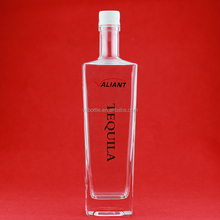 Exporting high quality customized liquor bottle printing alcoholic drinks bottle wholesale with good price