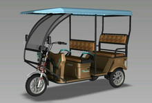 2015 BRAND NEW THREE SEATERS ELECTRIC RICKSHAW FOR PASSENGER,ELECTRIC TRICYCLE,TUKTUK