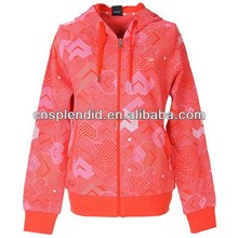 Fairy professional cheap ladies hoodies