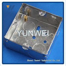 Best Selling CNC Good Quality Sand Blasting Aluminium Die Cast Box