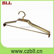 new desigh sell well aluminum alloy gold coat hanger