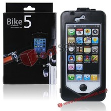New Arrival Muti-Fuctional Bicycle & Motorbike Mount Touch Waterproof Case for iPhone 5
