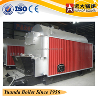 with auto chain grate stoker feeding system 6 t/hr, 6 ton/hr biomass fuel boilers