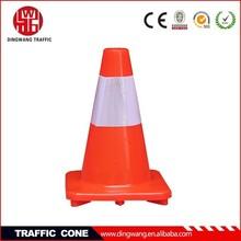New material made Coloured Mini Traffic Road Cone, plastic