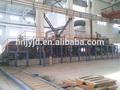 suministro eléctrico lineal de lingotes de plomo de la unidad de fundición de la fábrica de china