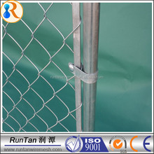alibaba china cheap Chain link Fence factory used chain link fence