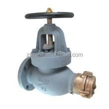 JIS F 7333 globe cast iron hose valves