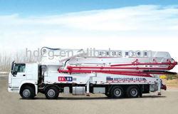 39m HOWO building pump truck
