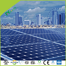 Photovoltaic panel 300w also called Monocrystalline solar panel for large solar power plant