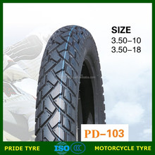 Own factory motorcycle tire 350-18