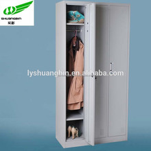 Cheap office and gym 3 doors metal locker/School clothing stores in Miami