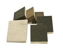 Fuente de alimentación abrasivo Sponge bloquear / mano bloque pulidor
