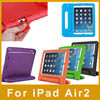 Case for ipad air 2 , Kido Series Shock Proof EVA foam tablet case for iPad Air 2