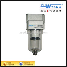Hot Sale Pneumatic Components Air Source Treatment AF Series Air Filter /Festo Type AF2000-02 Pneumatic Air Filter