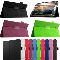 T560 Pu Leather Folding Stand Case For Samsung Galaxy Tab E 9.6 Tablet Cover
