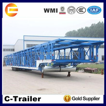 Car carrier semi trailer dimensions and truck trailer