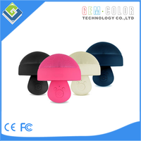 Innovative mushroom mini Bluetooth Speaker With Hands Free Call Function