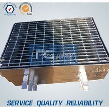 Drainage Steel Grates High strength factory supply drainage channel galvanized steel grating/grates