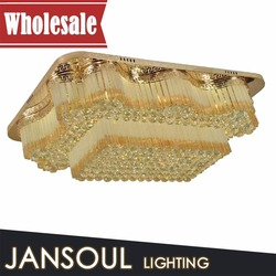 Best selling modern cristal glass pendant light