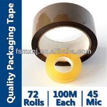 Bopp decorative adhesive packing tape