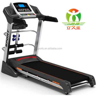 Power Fit Commercial Treadmill