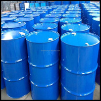 closed and open steel oil storage 200l drum