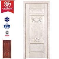 Oak Wood Panel Doors, Prefinished Composite Wood Entrance Doors