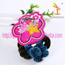 High Quality Elastic Pony Hiar Accessories for Children