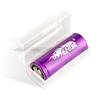 26650 clear battery holder 26650 battery case plastic battery holder