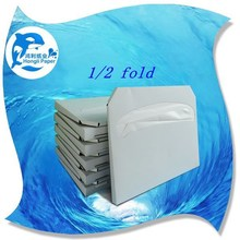 1/2 fold paper toilet seat cover manufacturers