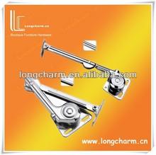 Puerta hidráulica SOFT-DOWN-STAY tapas bisagras para gabinetes de longcharm fabricante