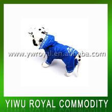 Fashion Cartoon Pet Raincoat