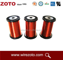 EI/AIW/200 Polyester-imide Over coated with Polyamide-imide enameled Copper Wire
