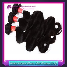 Wholesale Alibaba Aliexpress Human Hair Extension Indain Body Wave 100 Human Virgin Hair Weave