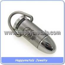 stainless steel urn cremation pendant keepsakes for ashes that open