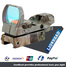 LionRead 1x24x33 Camouflage Accurate reflex red dot sight with Quick Detach mount
