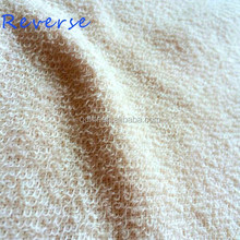 Polyester cotton terry fabric
