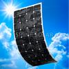 2013 6~300w The Most Convenient Semi Flexible Solar Panel 300w