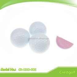 OEM Two Piece Golf Ball Golf Range Ball