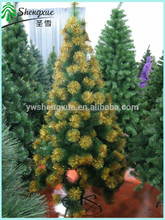 Holiday Living Decorative Artifical Christmas Trees Yellow Christmas Tree For Sale