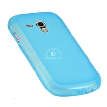 for samsung galaxy s3 mini clear plastic cell phone case