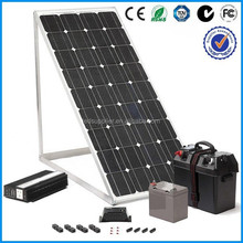 Residential Durable Off Grid solar panel system 1500w 2000w With CE RoHS IEC Certifications