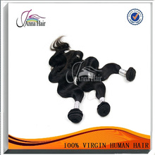 Direct selling 100% human hair wholesale simply outre new design product russian virgin hair body wave