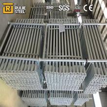 Q235 galvanized formwork prop scaffold/adjustable support post