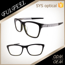 Cool style classic eyewear aluminum temple reading glasses frame