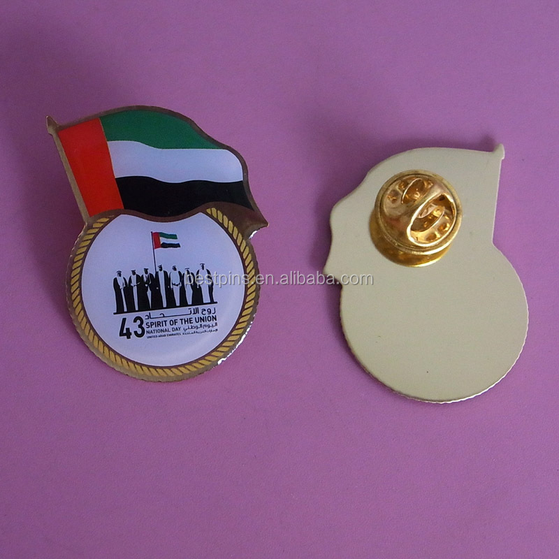 Uae Falcon Emblem The Lapel Pins Uae Falcon