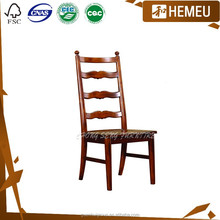 DC3010 Seagull pattern dining room furniture 100% solid wood dining chairs