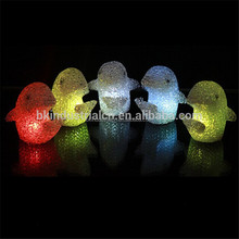 father christmas decorations New High Quality party favor led ring light Thanksgiving Day